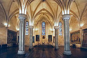 Resultado de imagen de Sala Capitular Monasterio de las Huelgas, Burgos