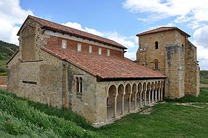 San Miguel De Escalada Monasterios