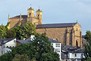 San Francisco de Villafranca del Bierzo - Monasterios