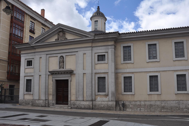 Index of monst annex espa calleo valladolid vallja - Santa ana valladolid ...