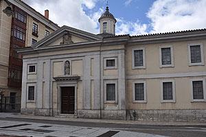 Monasterios san joaqu n y santa ana de valladolid - Santa ana valladolid ...