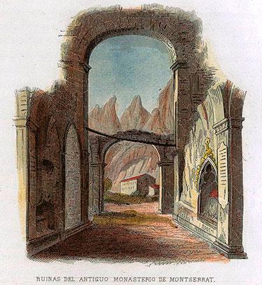 Monasterios de catalunya montserrat en en transcurso del tiempo - Tiempo olesa de montserrat ...