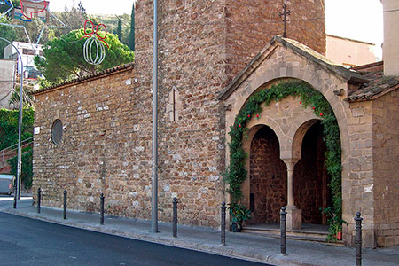 Mare de Déu del Coll - Monasterios de Catalunya