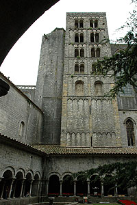 Catedral De Girona Monasterios De Catalunya